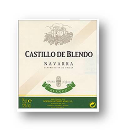 CASTILLO DE BLENDO BLANCO