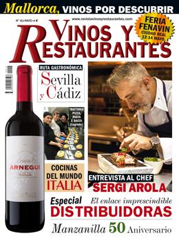 La Revista Vinos y Restaurantes nos menciona