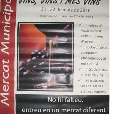 Feria del Vino Mayo 2010