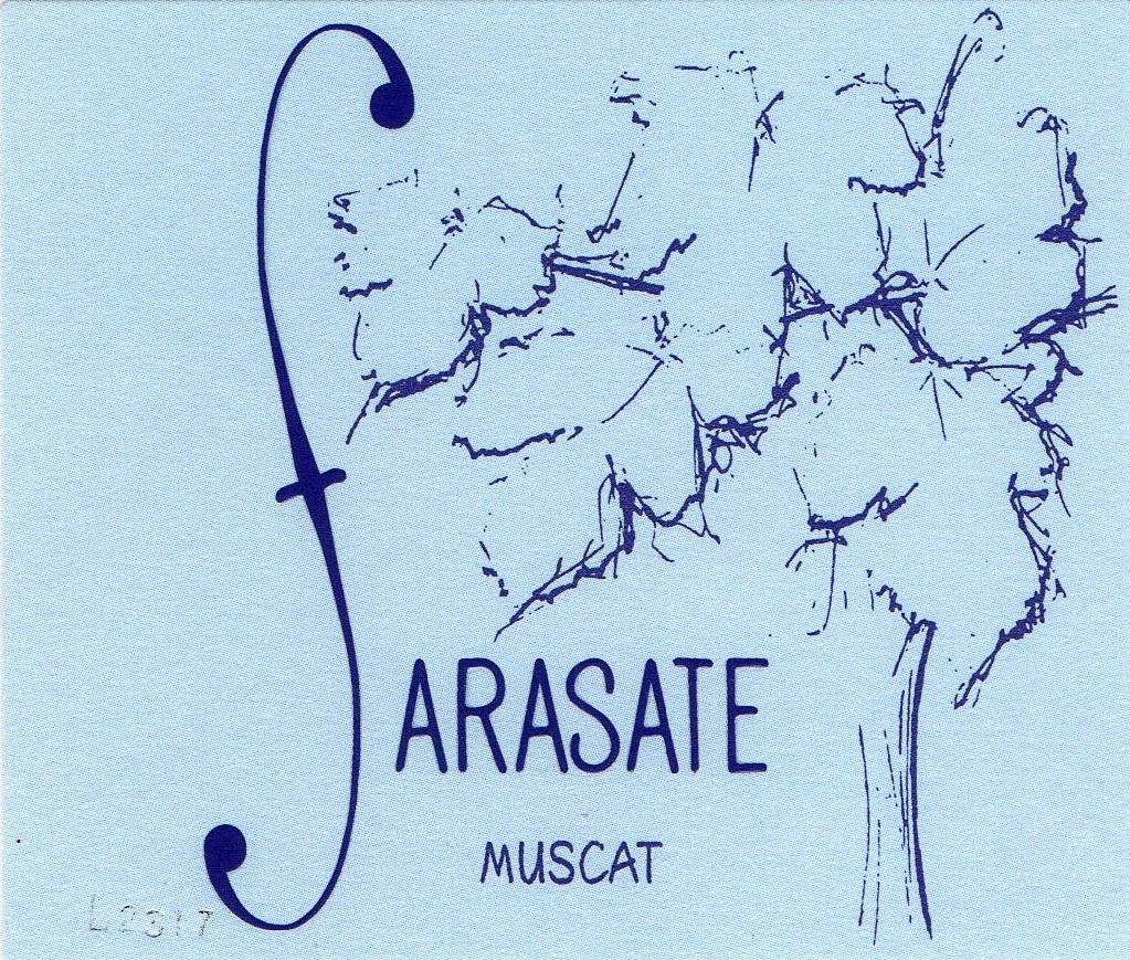 Sarasate Muscat