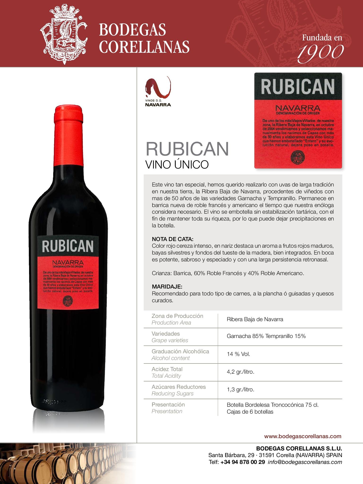 RUBICAN UNICO-001