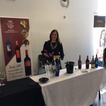 Bodegas Corellanas en Vinofest 2018